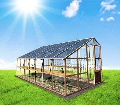 Regione marche disciplina delle serre solari manuale - Serre solari ...